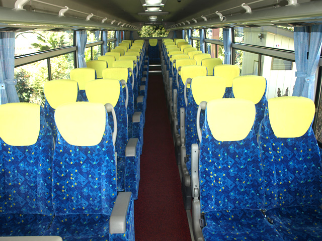 大型バス1114