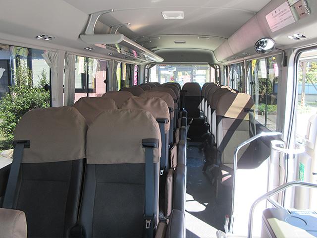 マイクロバス2020